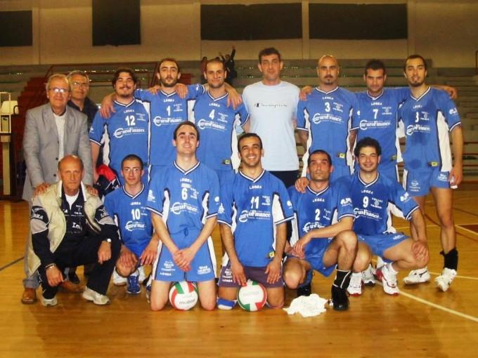 Volley Calasetta 2003-2004