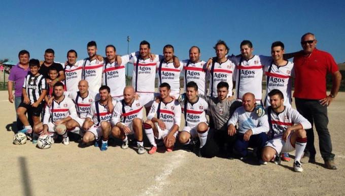 Argentiera Calcio - 2013-2014