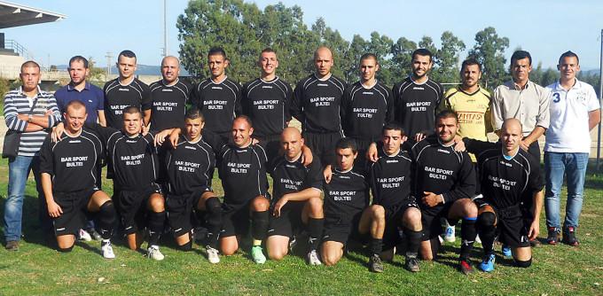Bultei Calcio - 2013-2014