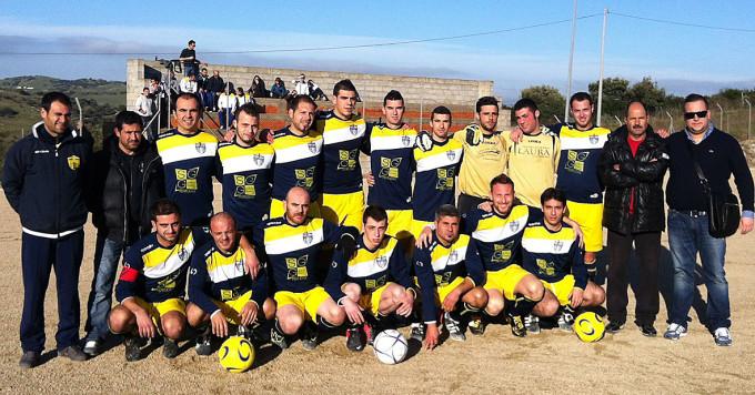 La Bulzese Calcio - Bulzi 2012-2013
