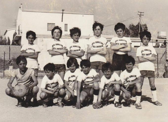 Libertas Luogosanto Giovanissimi 1974-1975