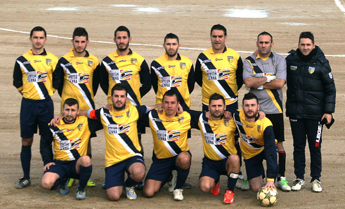 Padria Calcio · 2013-2014