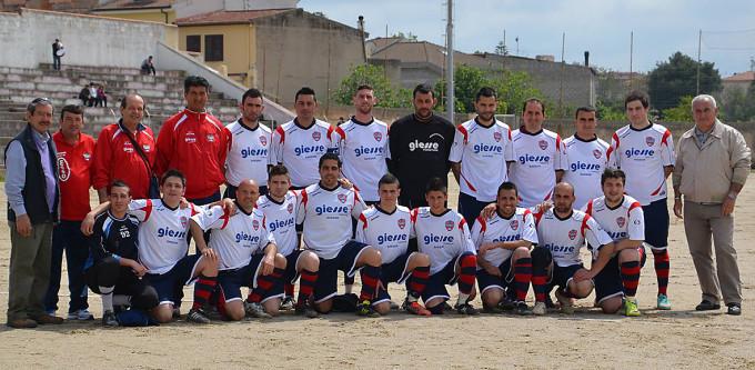 Palmadula Calcio - 2012-2013