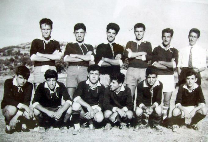 Polisportiva Nurallao 1963
