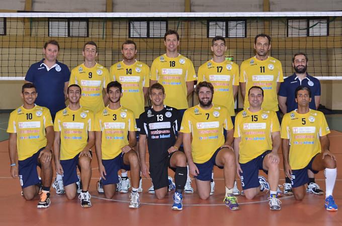 Sarroch Volley 2013-2014 B2
