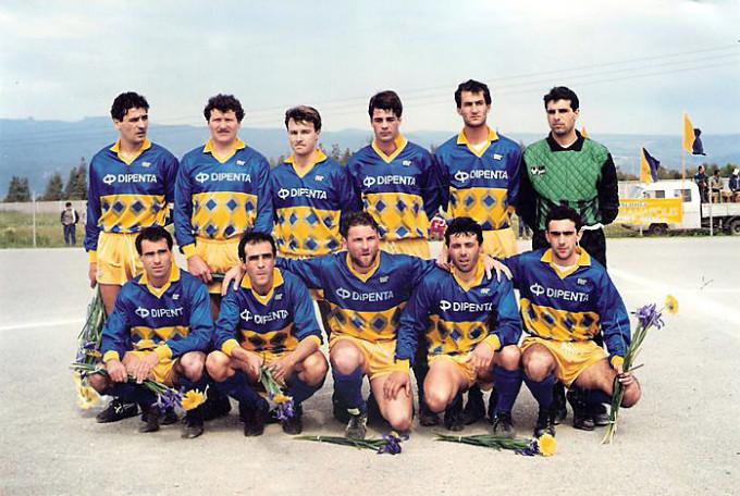 Terralba Calcio 1989-1990