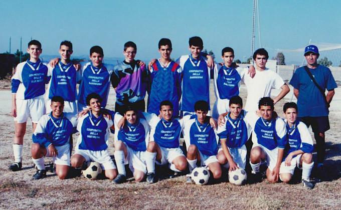 Villacidrese Calcio Giovanissimi 2002