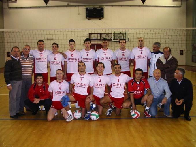 Volley Calasetta 2005-2006