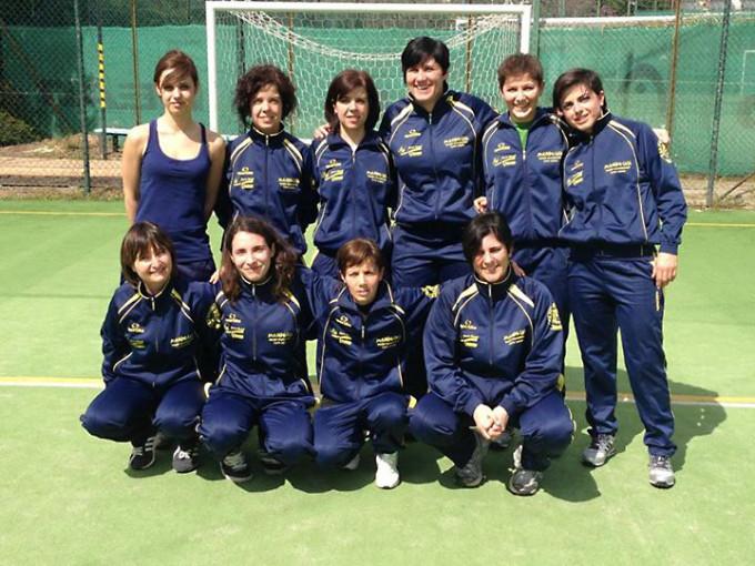 A.S.D.C. Futsal Sassari 2013-2014