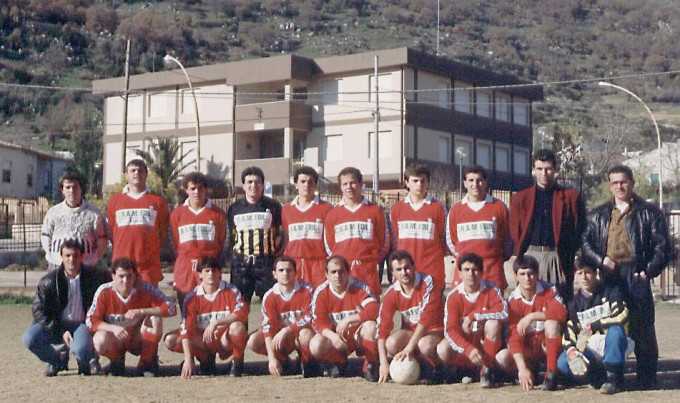 Burgos Calcio 1989-1990