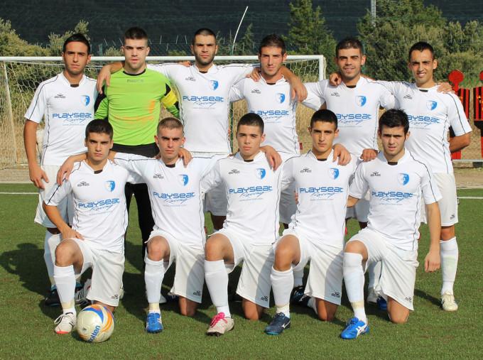 Polisportiva Fonni - 2012-2013