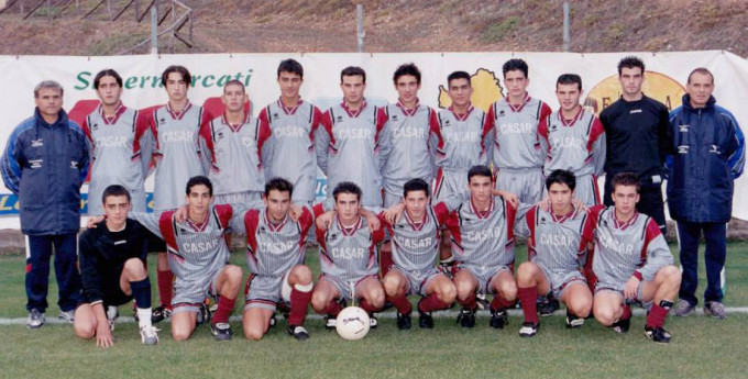 Villacidrese Calcio Juniores 2003