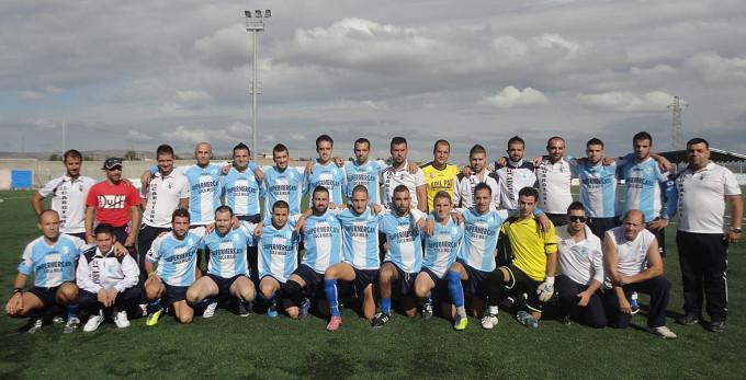Cargeghe Calcio - 2012-2013