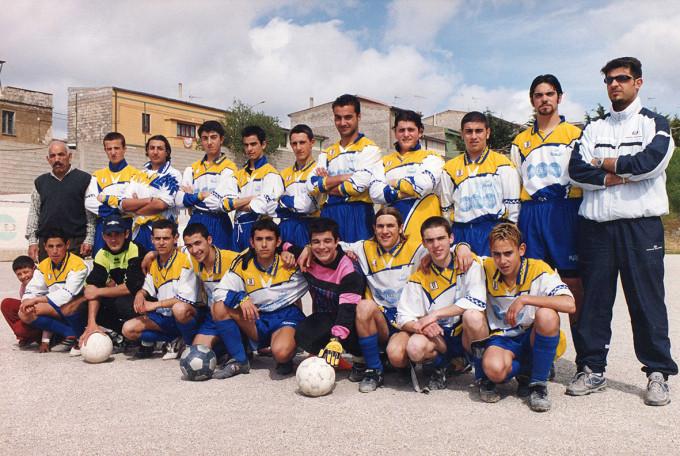 Cuglieri Juniores 2002-2003