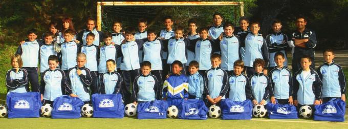 Cuglieri Scuola calcio 2007-2008