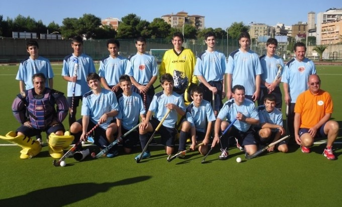 Hockey Team Uras - 2012-2013