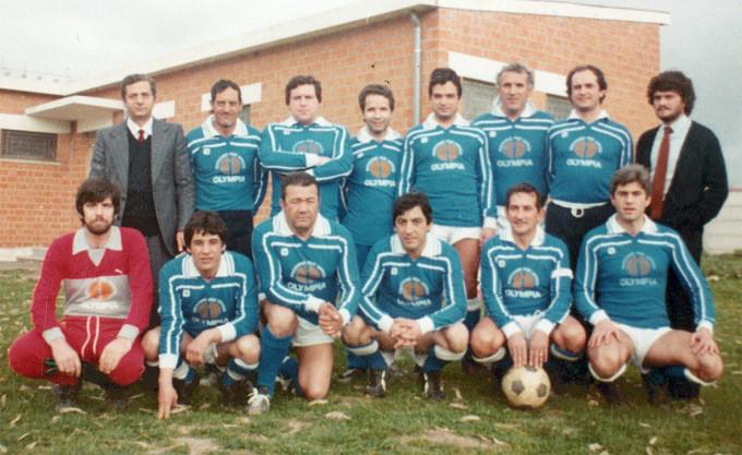 Olympia Oristano 1983-1984