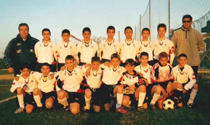 Villacidrese Calcio Esordienti 2002