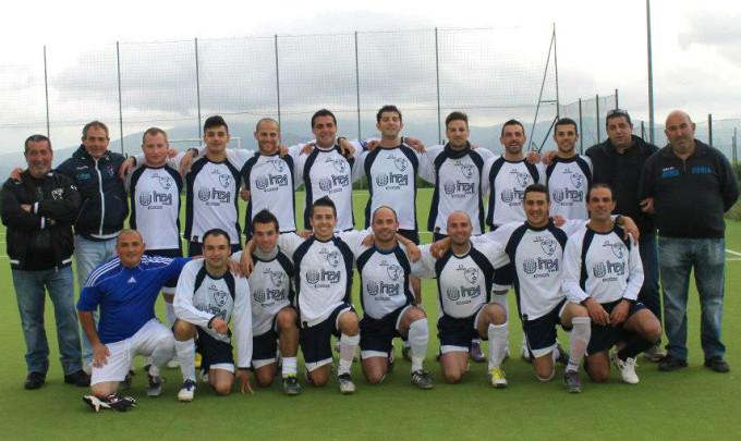 Andrea Doria Calcio - Sedini 2012-2013