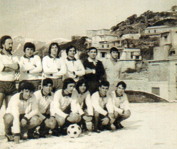 Arbus Calcio 1970-1971