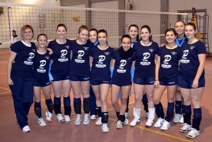 Astor Volley Oliena - 2013-2014