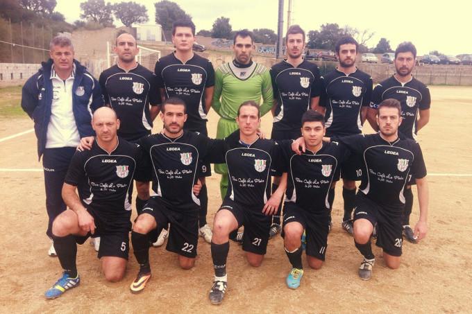 Biasì Calcio - Padru 2013-2014