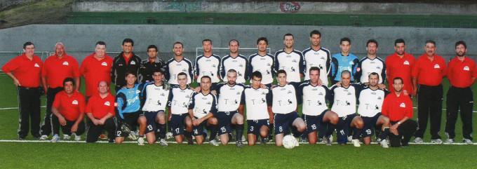 Cuglieri Seconda categoria 2007-2008