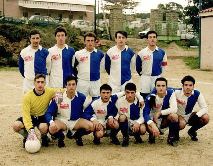 Don Bosco Nulvi anni novanta DUE