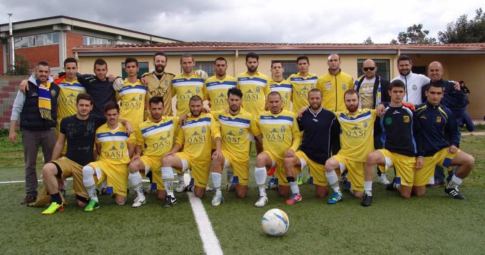 Fanum Orosei - 2013-2014