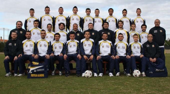 Fertilia Alghero 2013-2014