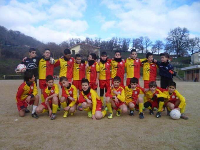 Gennargentu Calcio Esordienti - Desulo 2013-2014