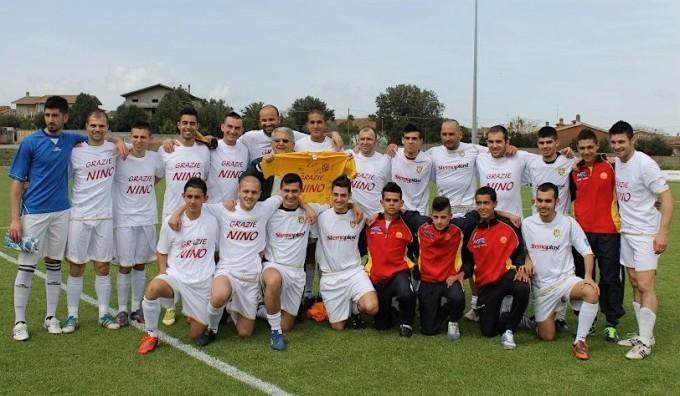 Ghilarza Calcio - 2013-2014