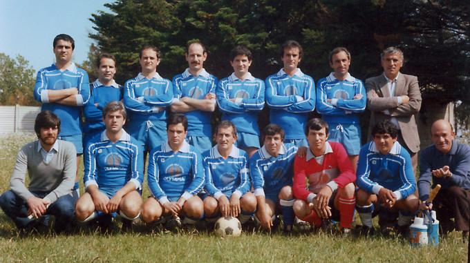 Olympia 1986-1987