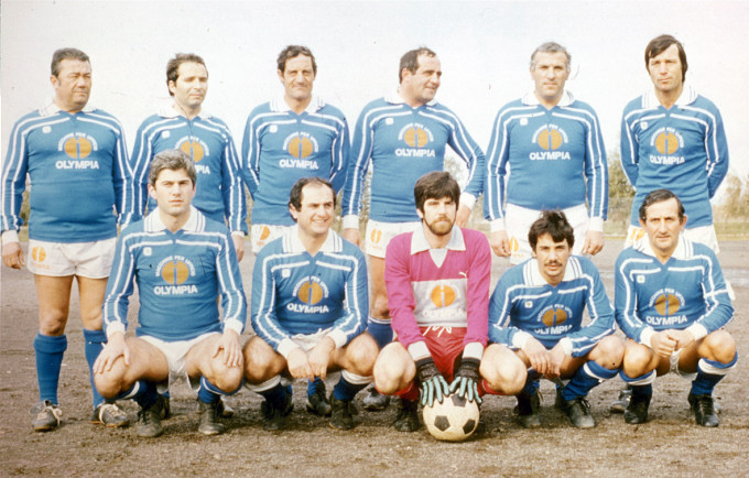 Olympia Oristano 1984-1985