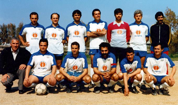 Olympia Oristano 1986