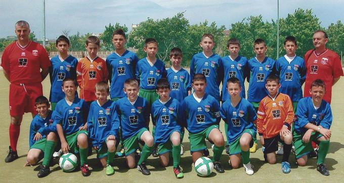 Orani Calcio Esordienti 2010