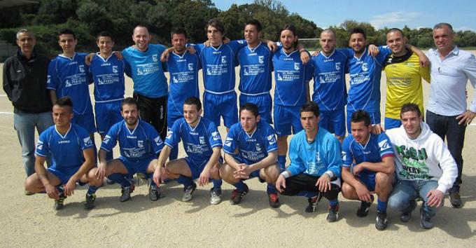 Polisportiva Luogosanto 2011-2012