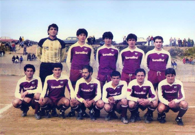 Polisportiva Ovodda anni ottanta