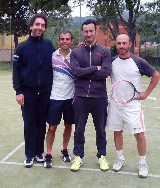 Santu Lussurgiu Tennis
