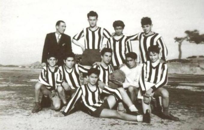 US Luogosanto 1951-1952