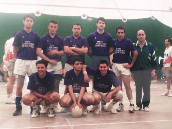 Volley Fonni 92 - 1994