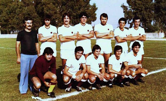 Arbus Calcio 1978-1979