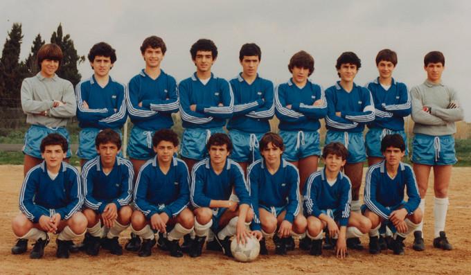 Folgore Calcio Oristano 1982-1983