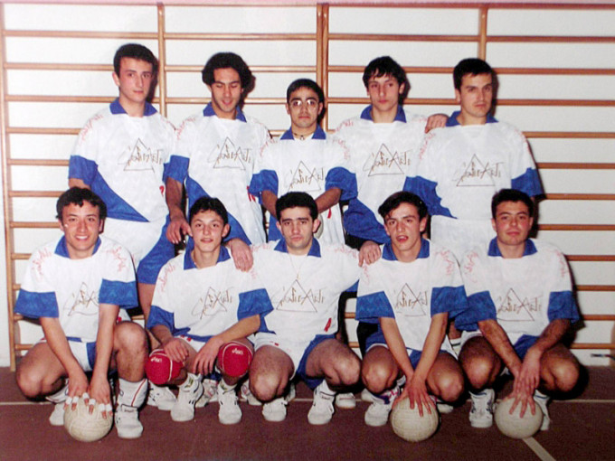 Fonni Volley 92 · anni novanta