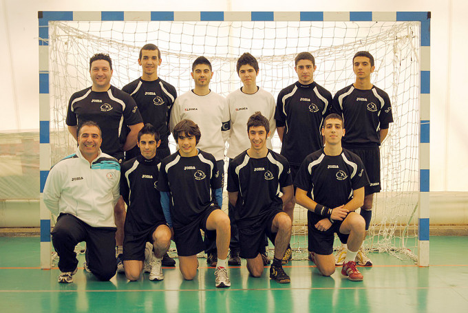 Handball Athletic Club Nuoro Serie B - 2010-2011