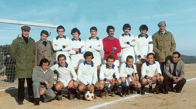 Polisportiva Luogosanto - 1977-1978