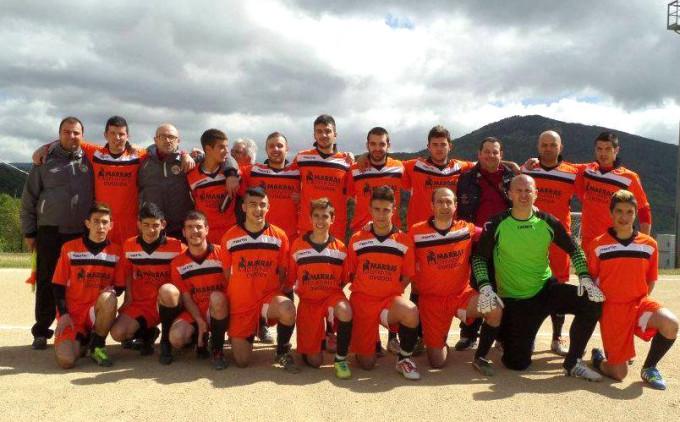 Polisportiva Ovodda - 2013-2014