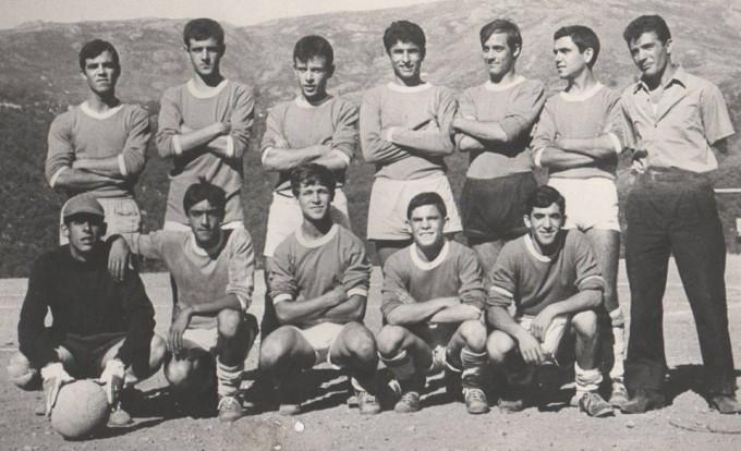 Polisportiva Ovodda anni sessanta