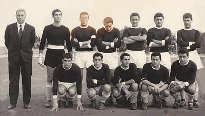 SEF Tempio - 1961-1962