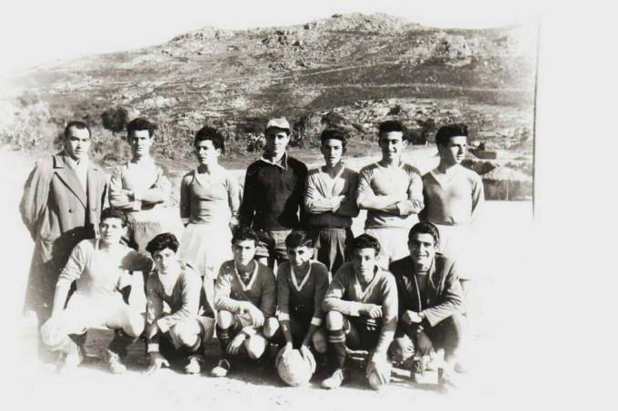 Arbus Calcio 1955-1956